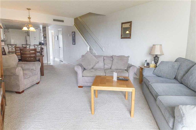 Island House E 228, 2 Bedrooms, Ocean View, Pool, Tennis, WiFi, Sleeps 6 - Image 1 - Saint Augustine - rentals
