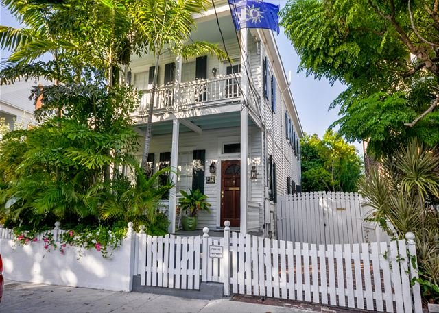 ORCHID OASIS - Colorful Luxury home in the heart of Old Town! - Image 1 - Key West - rentals
