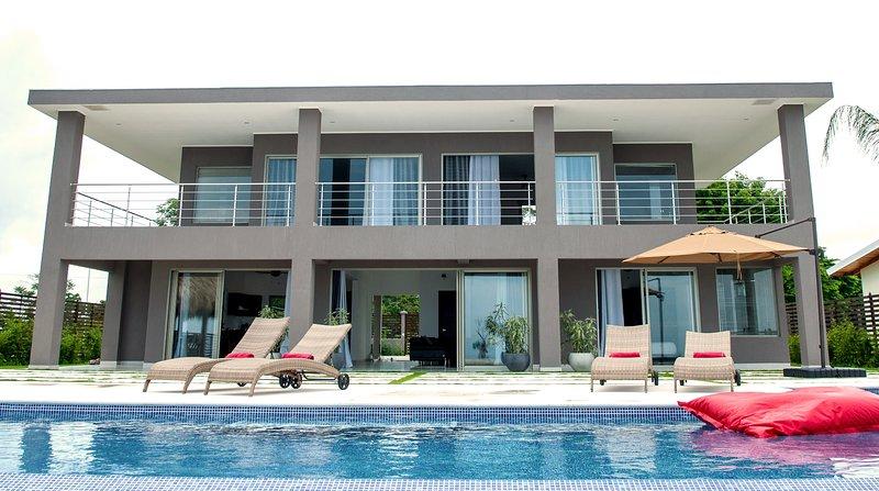 Casa real Terrace View - Casa Real - Luxury oceanview house in Santa Teresa - Santa Teresa - rentals
