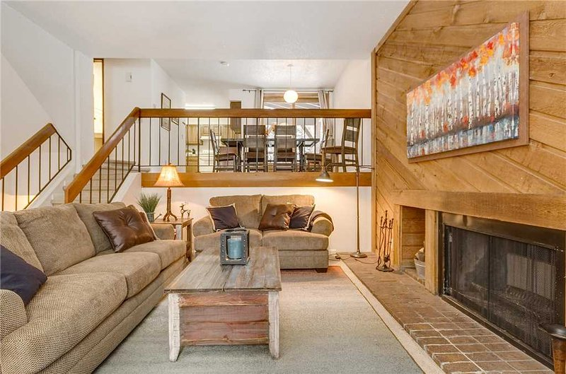 25% OFF JAN-FEB Center of IT ALL! Walk to Lifts and Town! Pool & Hot Tub! - Image 1 - Breckenridge - rentals