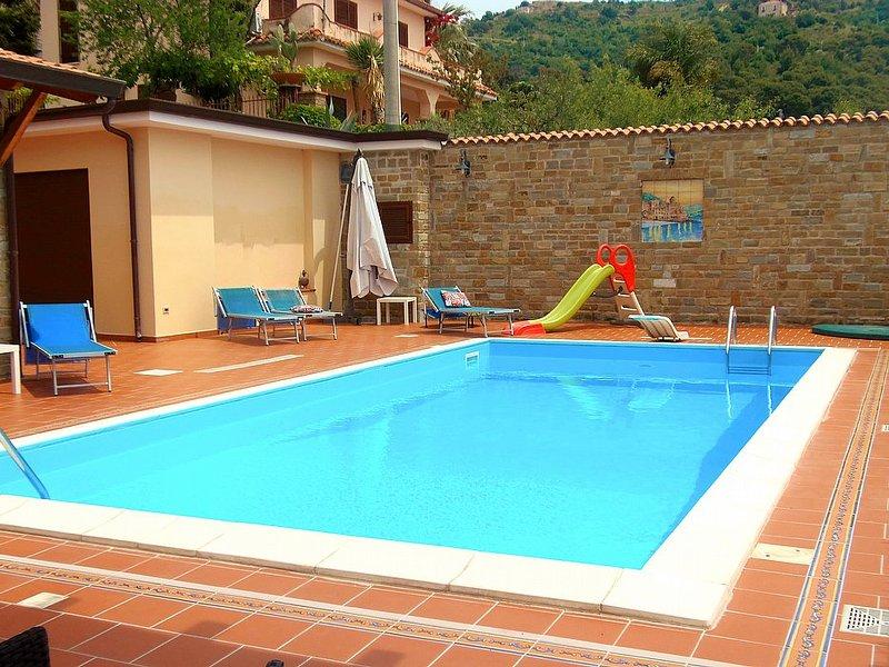 Villa Ludovica - Image 1 - Santa Maria di Castellabate - rentals