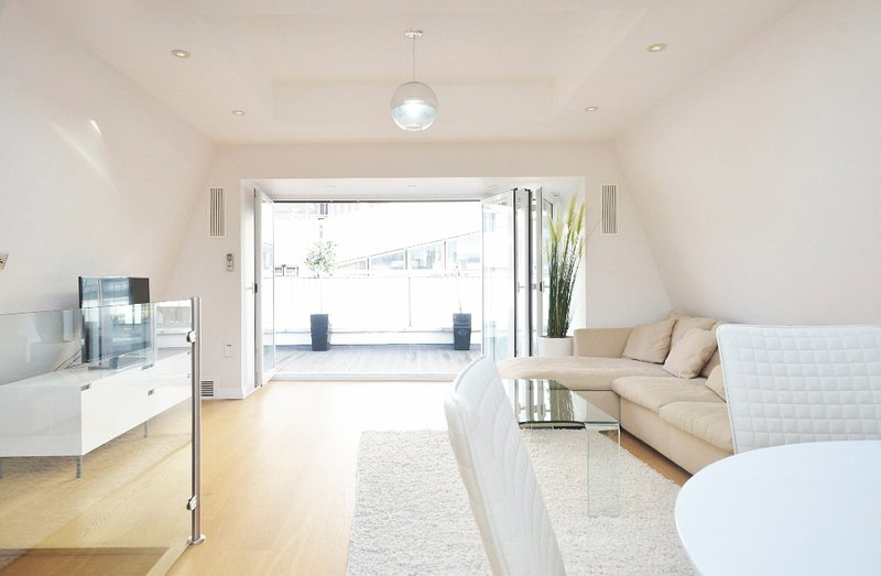 Theatre Land Penthouse in London - Image 1 - London - rentals
