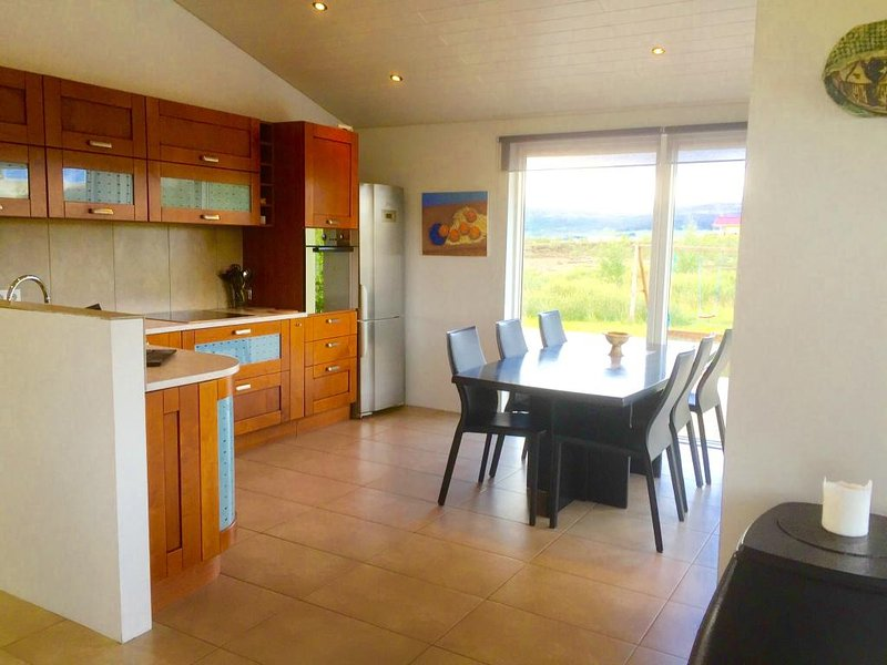 Whole year Luxury in the Golden Circle - Image 1 - Selfoss - rentals