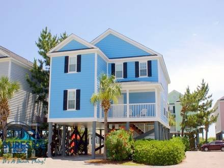 Portofino II 313A - Image 1 - Surfside Beach - rentals