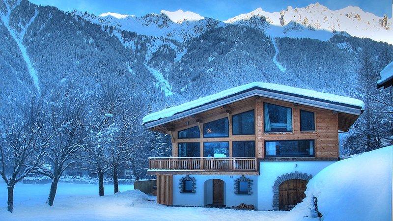 Chalet Marithé - Chamonix, Mont Blanc - Image 1 - Chamonix - rentals