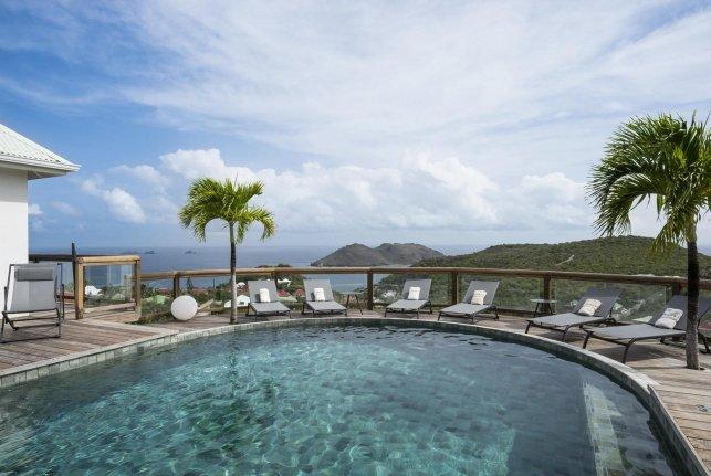 Villa Ocean's 5 St Barts Rental Villa Ocean's 5 - Image 1 - Corossol - rentals