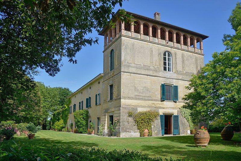 Villa Giola - Image 1 - Fauglia - rentals