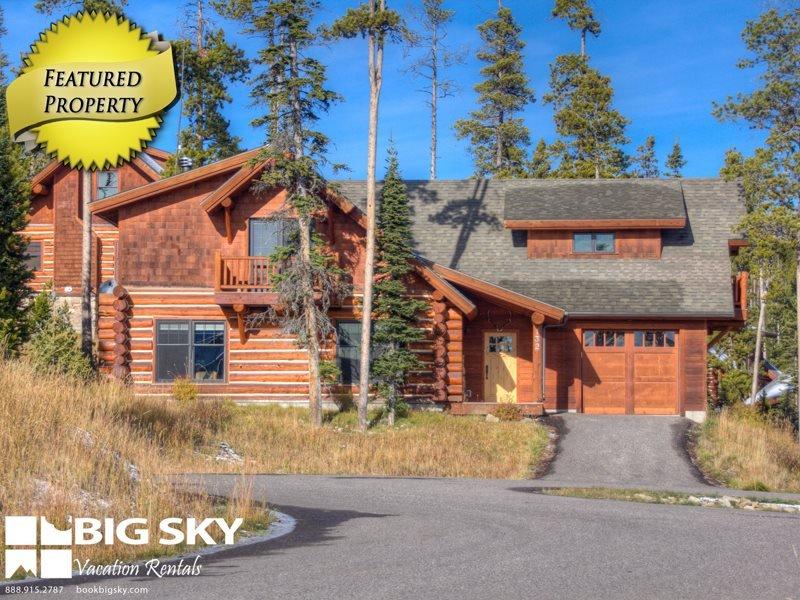 Big Sky Resort   Powder Ridge Cabin 5 Chief Gull - Image 1 - Big Sky - rentals