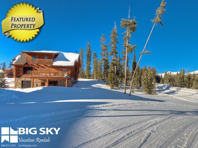 Big Sky Resort   Powder Ridge Cabin 7 Little Shadow Catcher - Image 1 - Big Sky - rentals