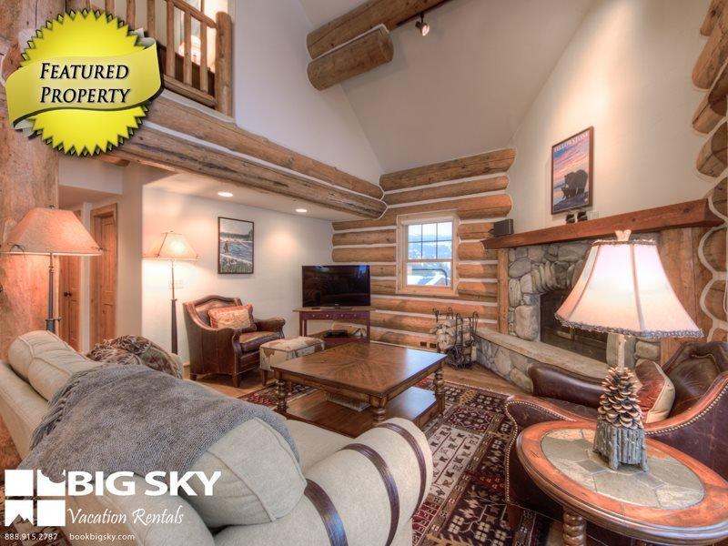 Big Sky Resort   Powder Ridge Cabin 1 Chief Gull - Image 1 - Big Sky - rentals