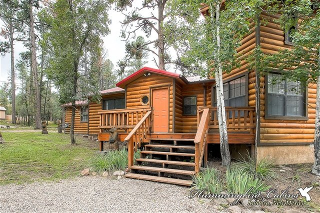 Bear Country Cabin 32 - Image 1 - Ruidoso - rentals