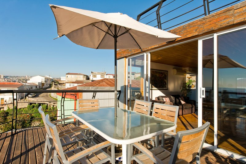 Great home rental apartments in Valparaiso, Chile! - Image 1 - Valparaiso - rentals