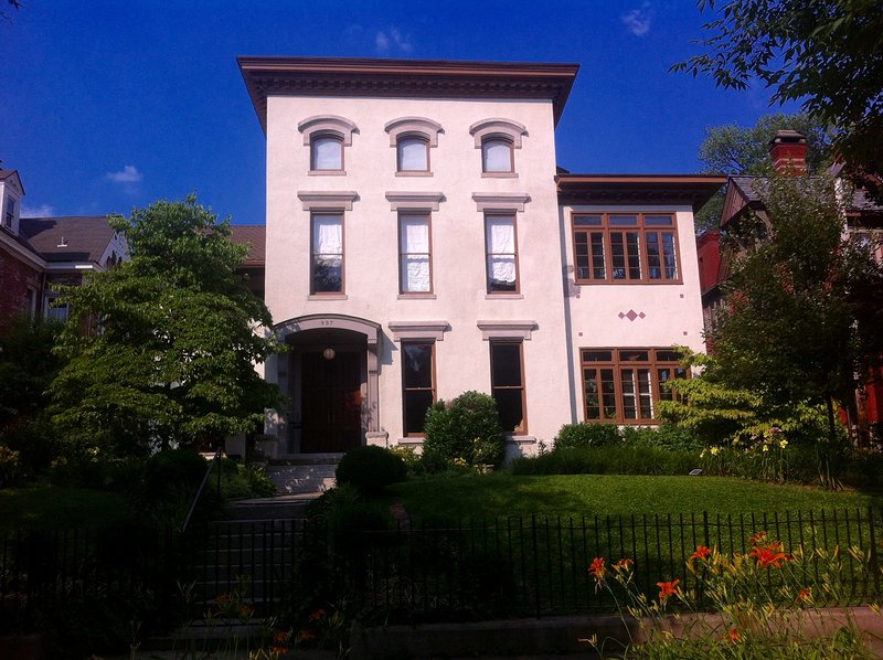 our home - 6 Bedroom Italianate Mansion in Historic Zone - Louisville - rentals