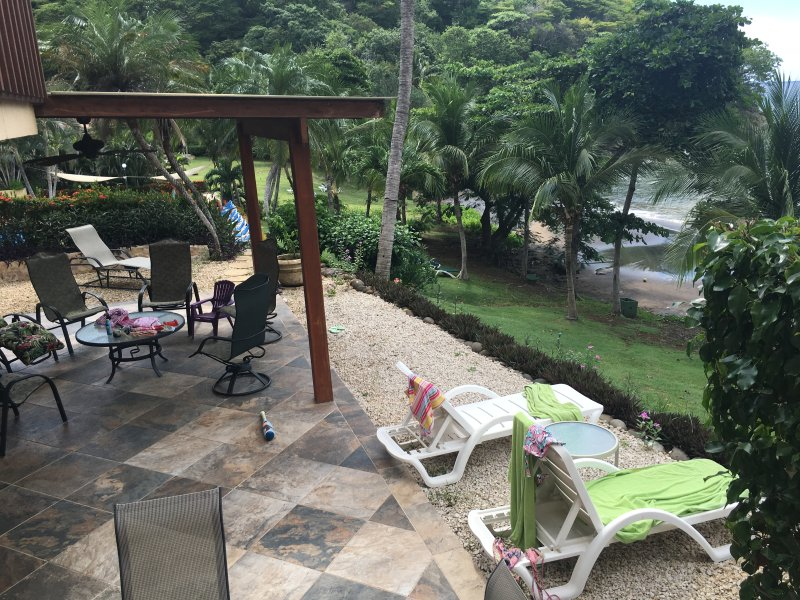 Pacific Beachfront Villa - Southend of Coco (10) - Image 1 - Playas del Coco - rentals