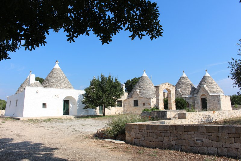Trulli the dream (Trulli il sogno) - Image 1 - Cisternino - rentals