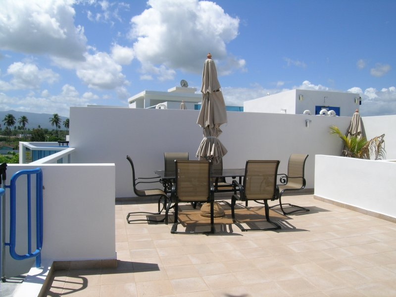 Costamar Roof top Terrace - Puerto Rico Ocean View Penthouse - Loiza - rentals