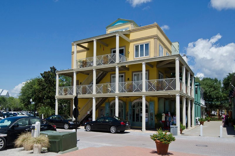 exterior - Cherished View - Combo - Seaside - rentals