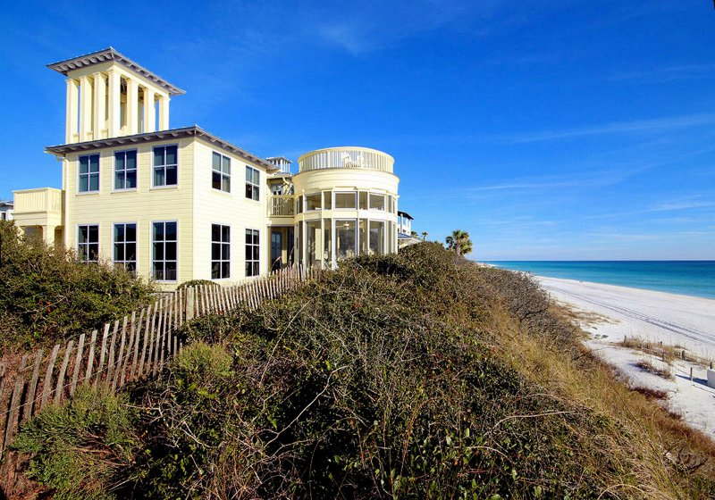 Exterior view - Wilder by the Sea - Seaside - rentals