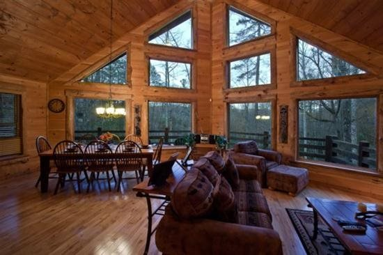 Serenity on the Mountain - Blue Ridge GA - Image 1 - Ellijay - rentals