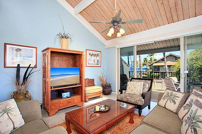 Unit 11 Ocean Front Luxury 2 Bedroom Condo - Image 1 - Lahaina - rentals