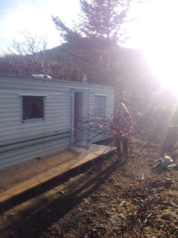Colins Caravan - Image 1 - Kilchoan - rentals