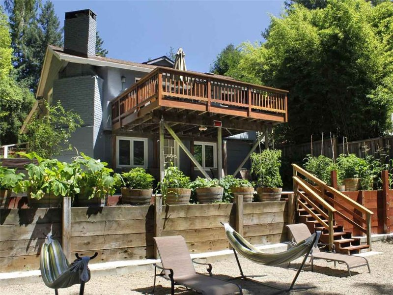 OFF THE CLOCK - Image 1 - Guerneville - rentals