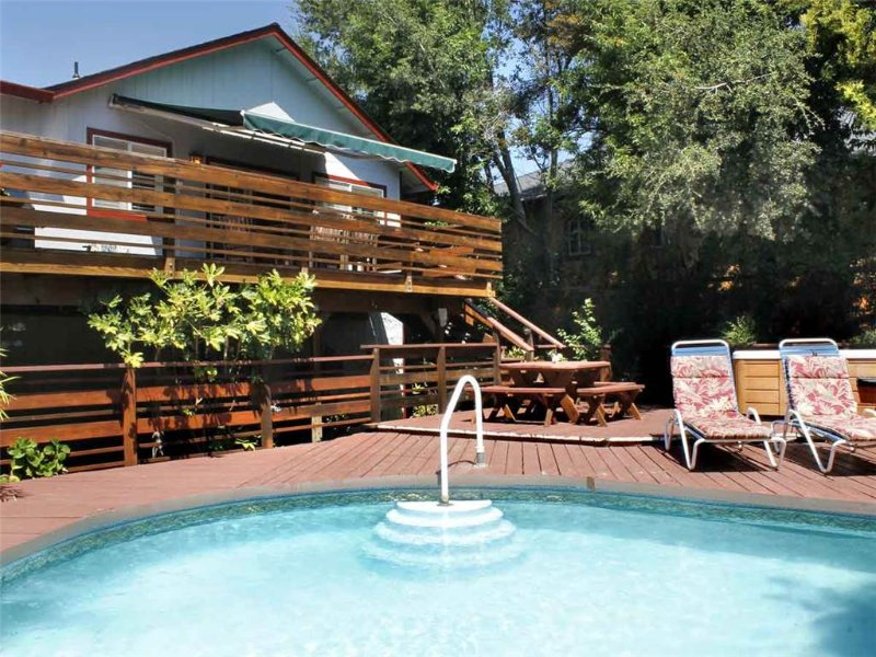 SUNNY SKIES - Image 1 - Guerneville - rentals
