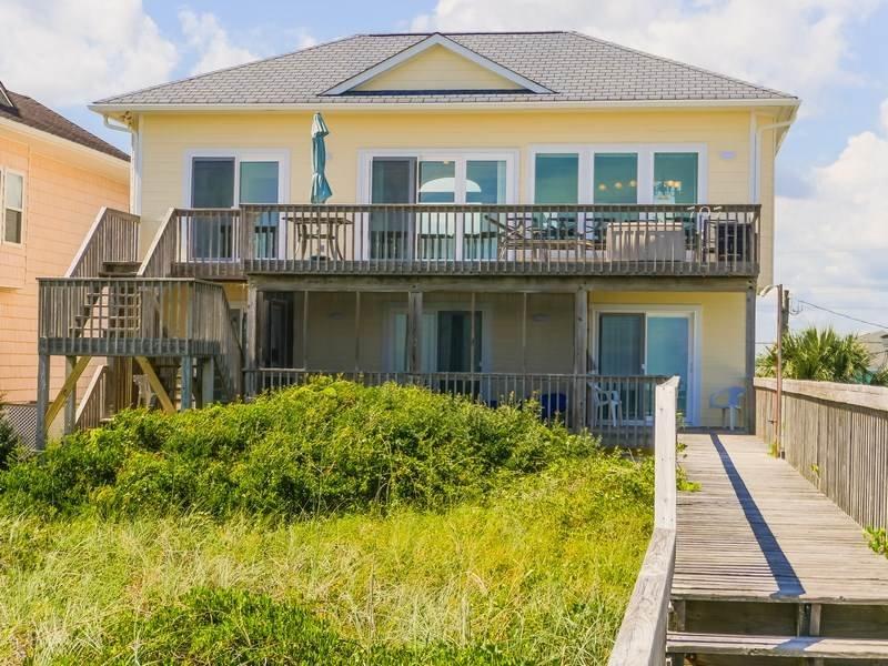 ANNIE'S DREAM - Image 1 - Topsail Beach - rentals