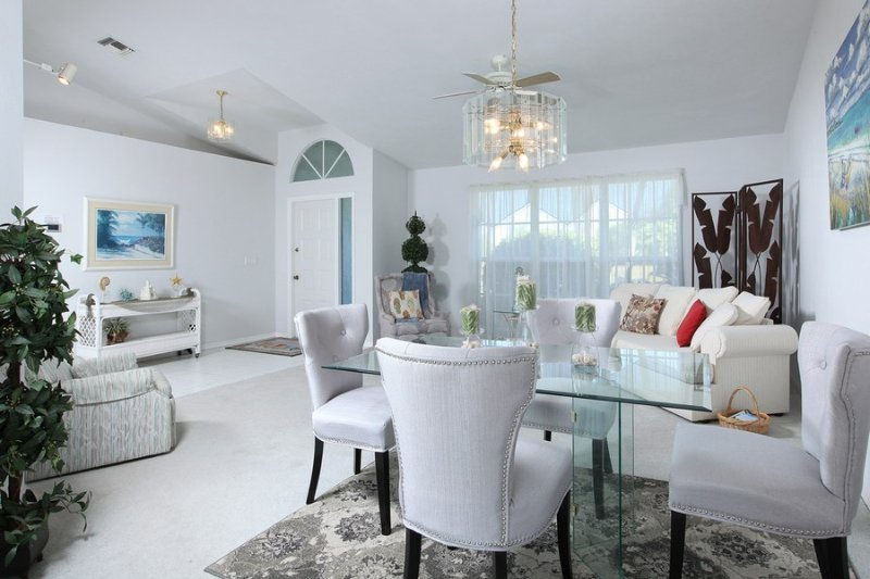 Description to be edited - San Marco Rd - SMR1215 - Charming Waterfront Home! - Marco Island - rentals