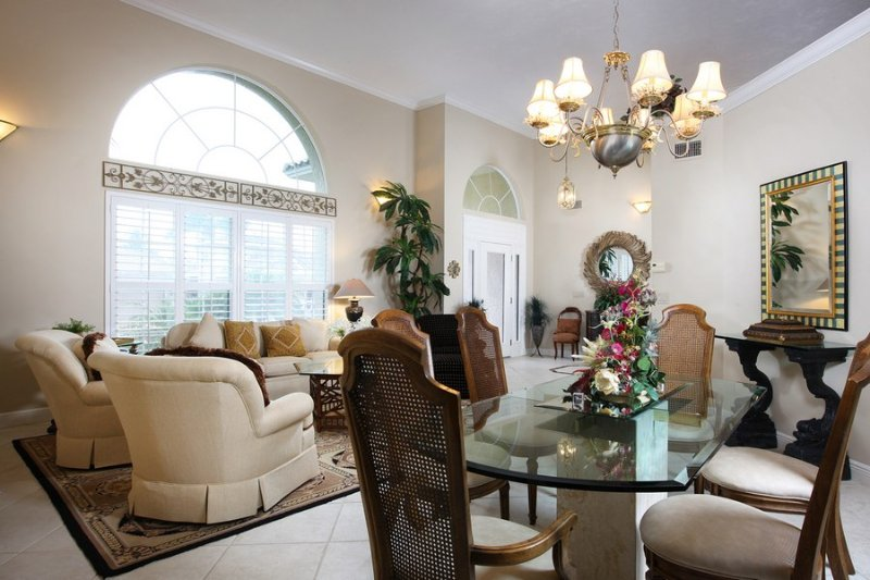 Description to be edited - Olive Ct. - OLI910 - Gorgeous Waterfront Home! - Marco Island - rentals
