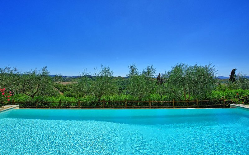 Farmhouse in the Chianti Region Near Certaldo - Casale Certaldo - Image 1 - Certaldo - rentals