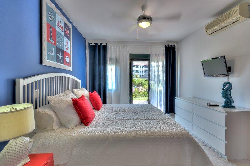 Spectacular 1 Bedroom Apt near the Beach S-K104 - Image 1 - Bavaro - rentals