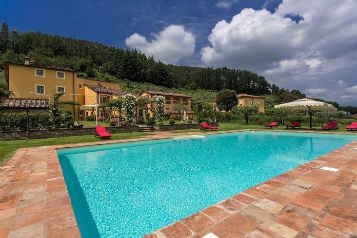 Villa di Vico - Image 1 - Vorno - rentals