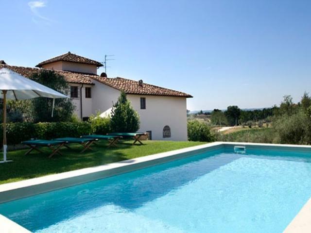 8 bedroom Villa in San Casciano Val Di Pesa, Florence, Italy : ref 2259005 - Image 1 - San Casciano in Val di Pesa - rentals