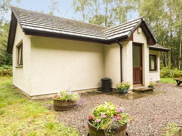 LEVISHIE ground floor lodge, pet-friendly, river views, in Invermoriston, Ref 2514 - Image 1 - Invermoriston - rentals