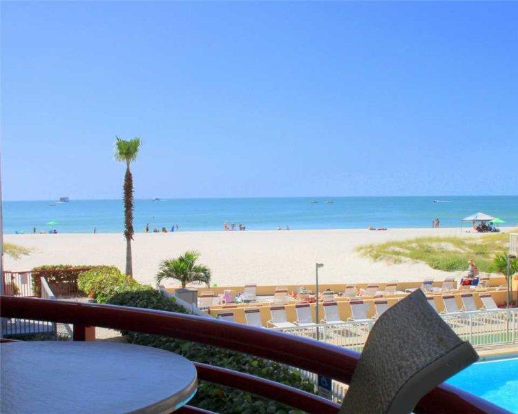#103 Crimson Condos - Image 1 - Madeira Beach - rentals