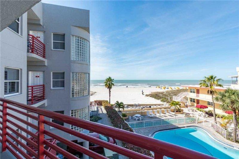 #203 Crimson Condos - Image 1 - Madeira Beach - rentals