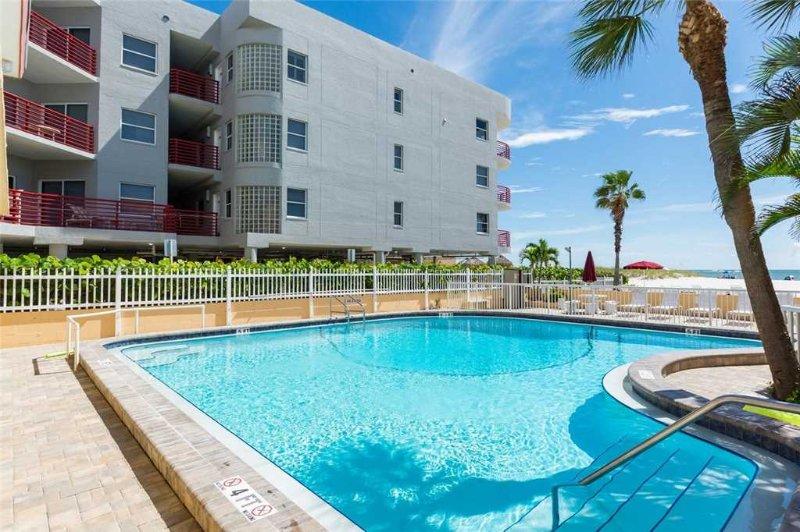 #116 Surf Song Resort - Image 1 - Madeira Beach - rentals