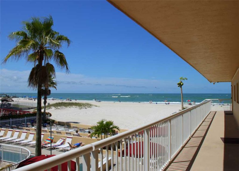 #224 Surf Song Resort - Image 1 - Madeira Beach - rentals