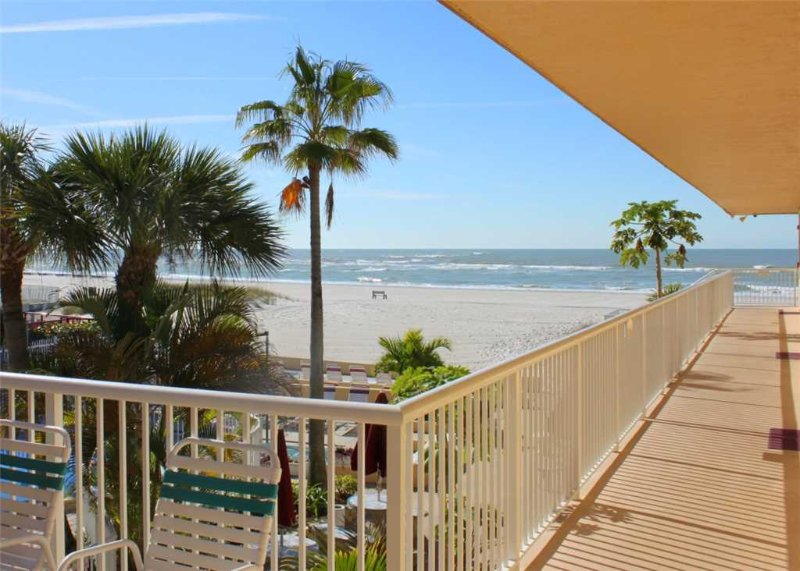 #225 Surf Song Resort - Image 1 - Madeira Beach - rentals