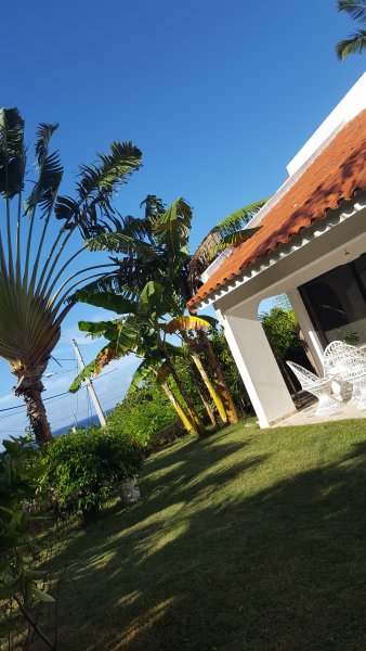 great ocean view house in gated community - Image 1 - Puerto Plata - rentals