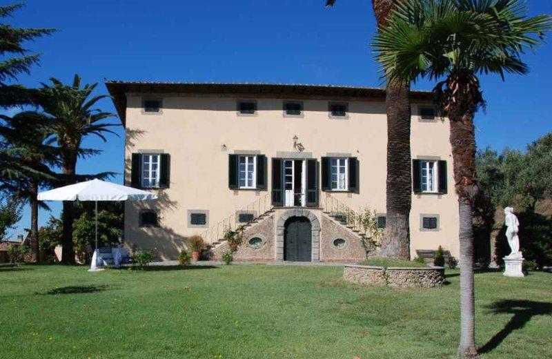 Fubbiano - Image 1 - San Gennaro Collodi - rentals