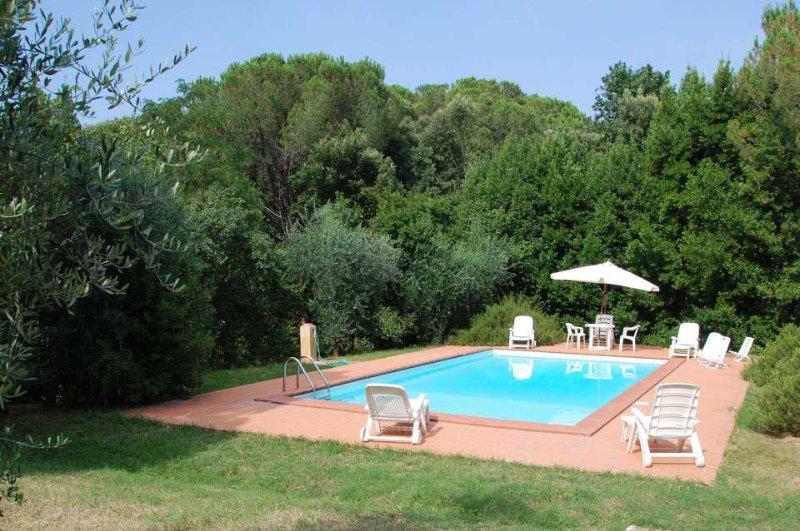 - La Capanna - Montelopio - rentals