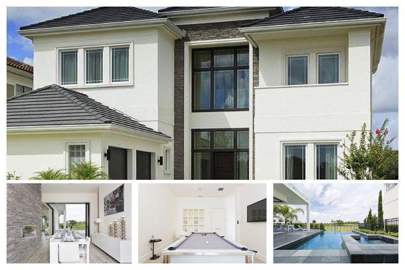The best modern and contemporary home in Reunion - Games room - cinema - Pool - Image 1 - Reunion - rentals