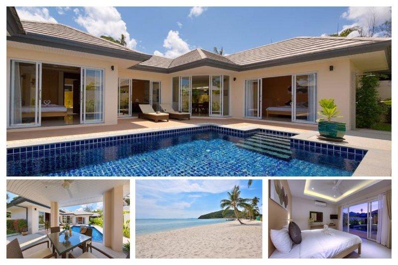 2204 - SHORT WALK TO BEAUTIFUL BEACH - Image 1 - Lipa Noi - rentals
