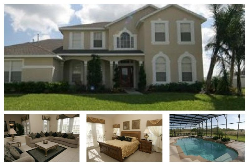 Stunning 7 Bed Vacation Home with Pool and Spa - Image 1 - Four Corners - rentals