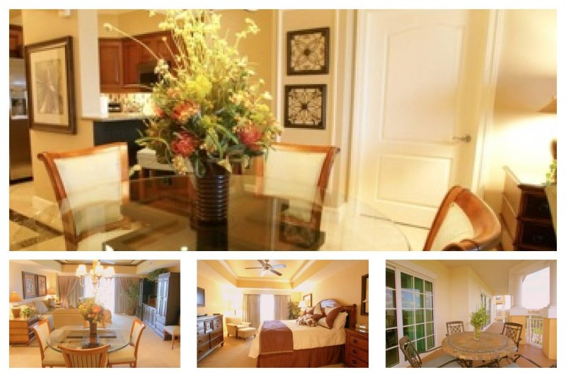 Stunning  Family Condo with Shared Pool - Image 1 - Reunion - rentals