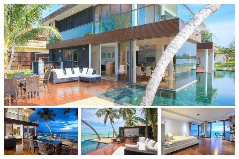Lipa Noi 3212 - Next to Beautiful Sandy Beach - Image 1 - Lipa Noi - rentals