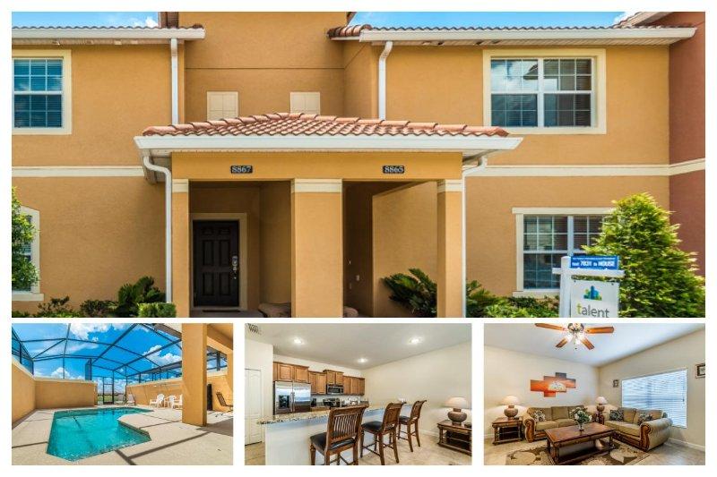 Paradise Palms Resort 28 - Image 1 - Four Corners - rentals