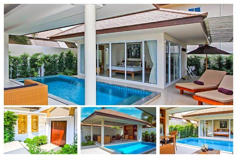 Plai Laem 1215 - Private Pool Villa For Lovers - Image 1 - Plai Laem - rentals